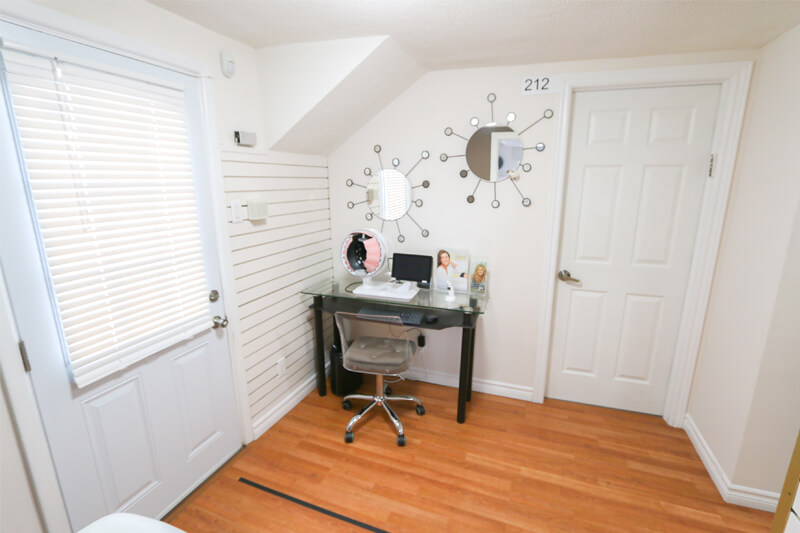 Face Inspection private room at Wilderman Medical Cosmetic Clinic