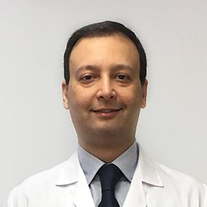 Portrait of Dr. Arash Ghazi