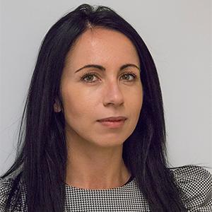 Portrait of Dr. Natalie Osetinsky