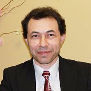 Portrait of Dr. Igor Wilderman